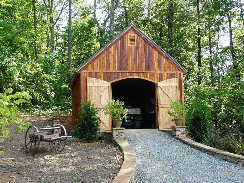 Glorious Garages: Custom Garage Designs - Summerwood Products