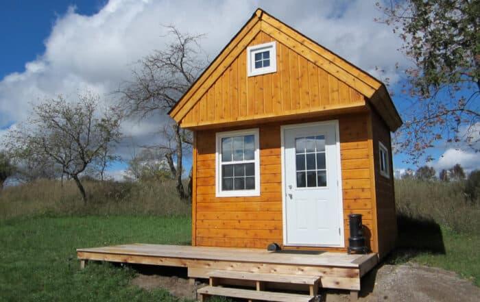 The Telluride Sleeping Bunkie | Summerwood Products