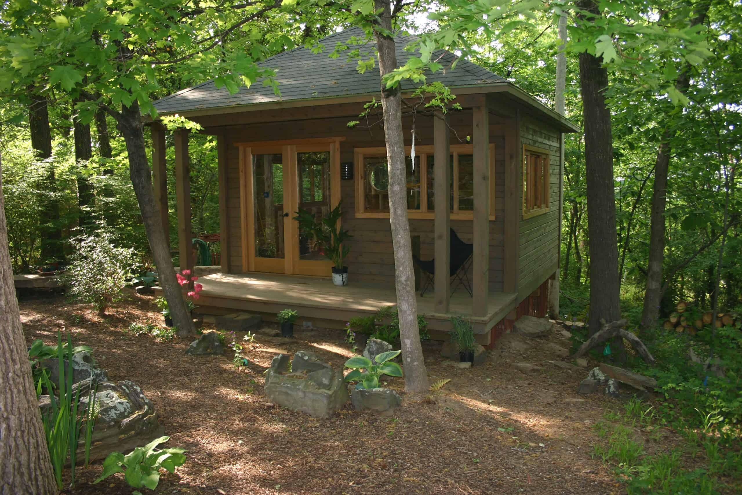 Cleaning Cedar Wood & Fall Maintenance Checklist