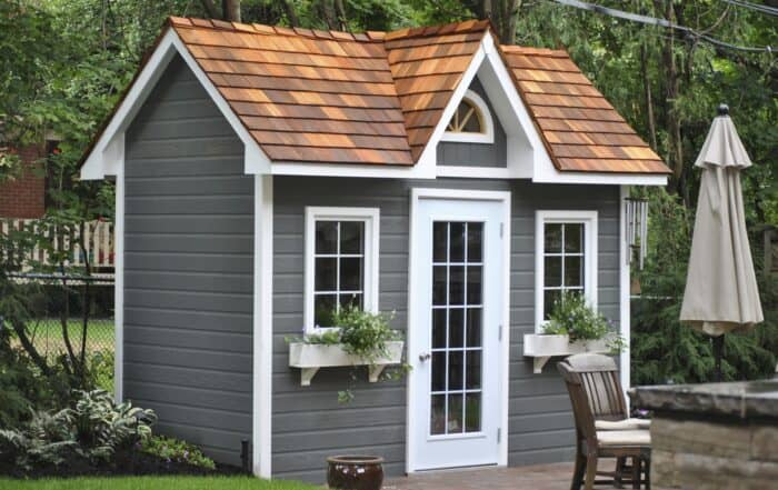 Roofing Materials for Sheds - Summerwood Products