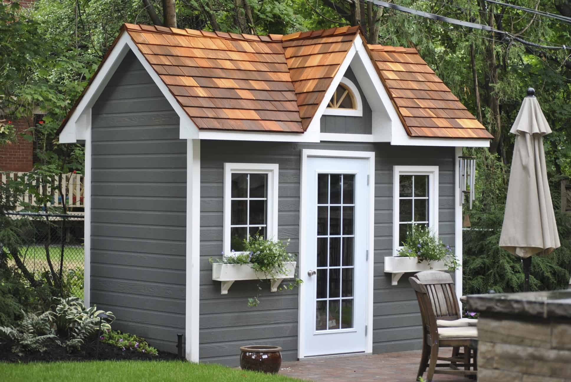 What Are The Best Roofing Materials For Sheds?